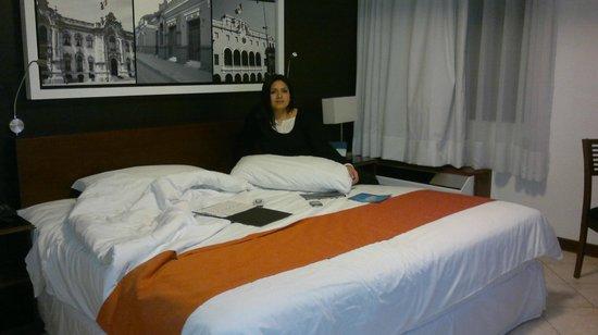Baño Turco Miraflores:Con el chef y el encargado del hotel: fotografía de BTH Hotel, Lima