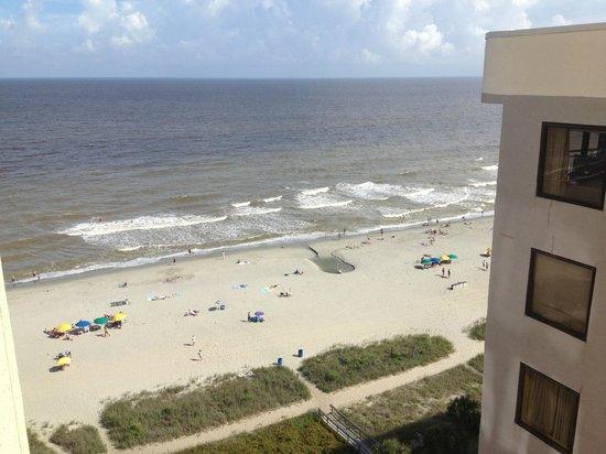 Schooner II Beach/Racquet Club: 13th floor ocean view