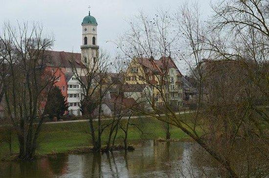 Sorat Insel-Hotel Regensburg: окрестности