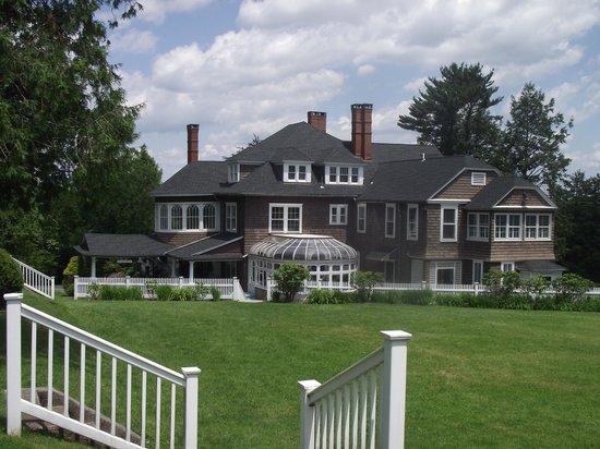 Tarrywile Park & Mansion: Mansion on grounds
