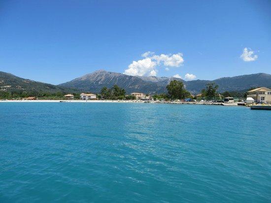 Maistrali: Vassiliki Bay