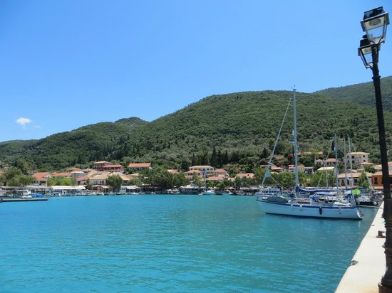 Maistrali: Port Vassiliki