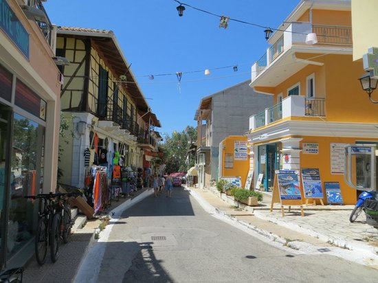Maistrali: Shops in Vassiliki