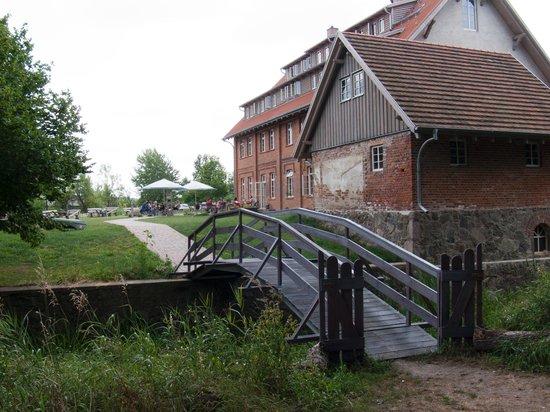 Bolter Muehle: Kleine Brücke