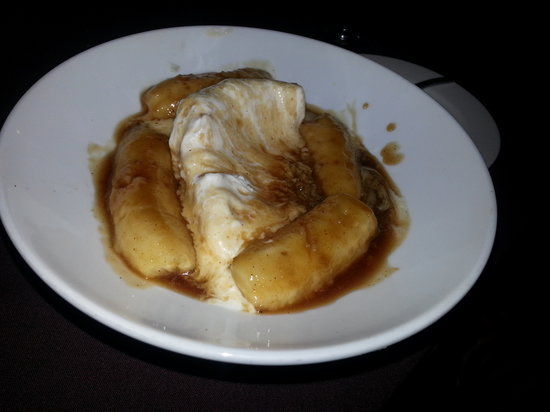 Perry's Steakhouse: Bananas Foster