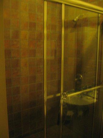 Oasis Guesthouse : upstairs studio bathroom