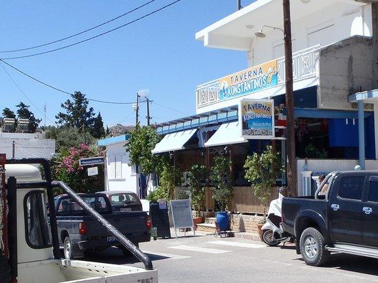 Taverna Konstantinos: Front of house