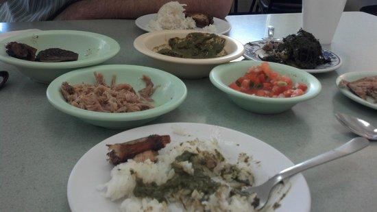 Helena's Hawaiian Food: Dinner D
