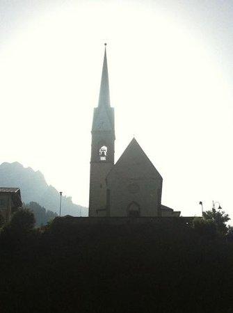 Chiesa di San Lorenzo: mattino