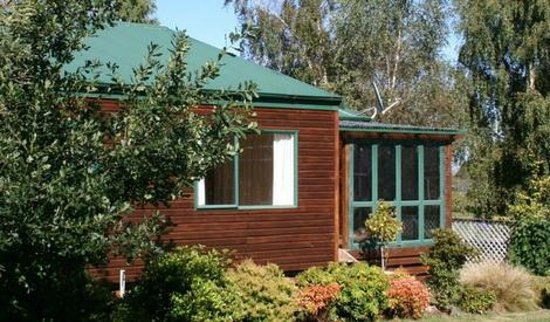 Tussock Grove Boutique Hotel: Tussock Grove Cottage