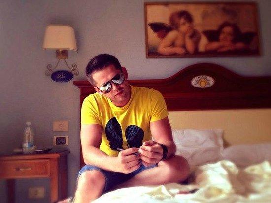 Hotel Riva del Sole : номер