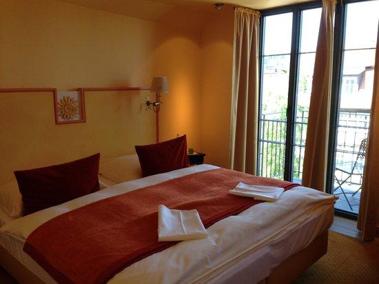 Hotel Die Sonne Frankenberg: Room 322