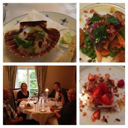 Scandinavie: Fantastisk god mat, service og atmosfere. Anbefales på det sterkeste.
