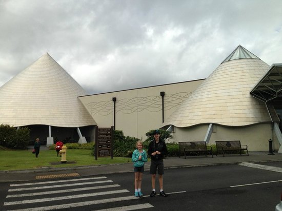 Imiloa Astronomy Center: Ready to learn...