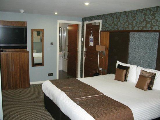 The Dunstane Hotel: Room 210 incl. bathroom