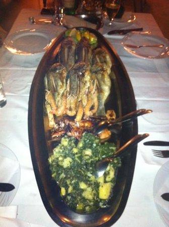 Gostionica Goran : Fish plate