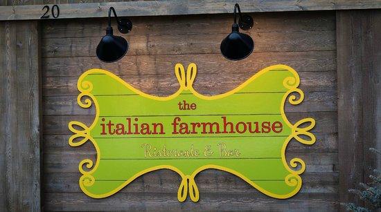 The Italian Farmhouse