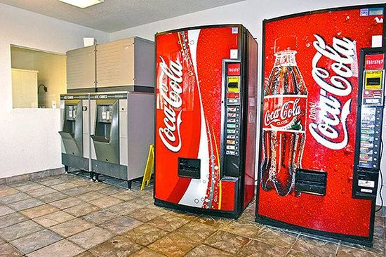 Motel 6 Little Rock - North: Vending
