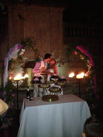La Taverna della Rocca: matrimonio