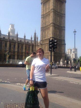 City Jogging Tours : After the Riverside London tour!