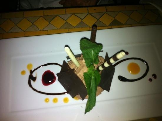 L'Amphitryon: dessert