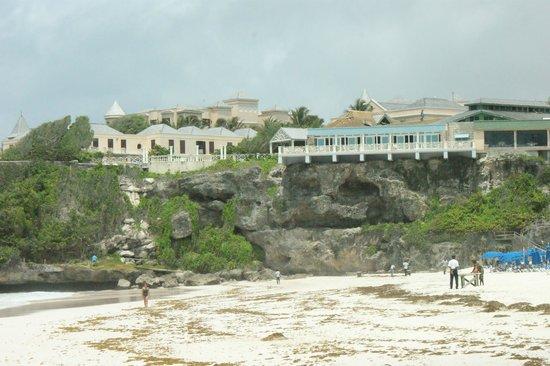 Crane beach & Crane Resort