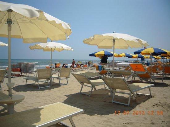 Hotel Primula Azzurra: Pinarella Beach