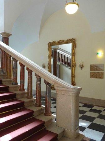 Kurhaus: interior