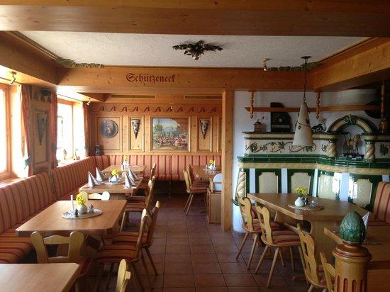 Bartlehof Hotel und Restaurant: restaurant