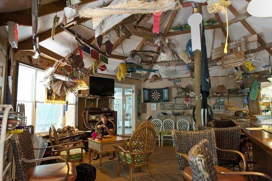 Pirates Point Resort: Unique handmade décorations
