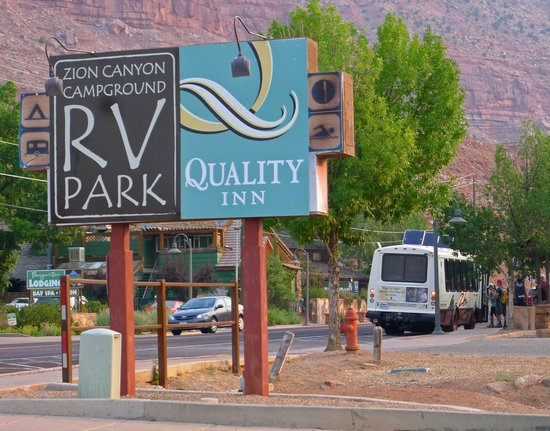 Quality Inn At Zion Park Next StopZion NP