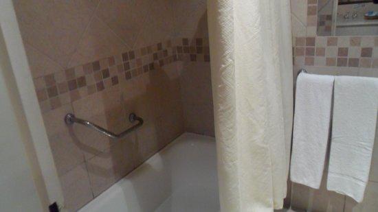 BA Central Hotel: agua quentinha