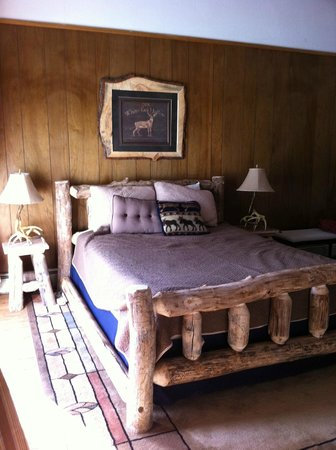 The North Face Lodge: Antlers room