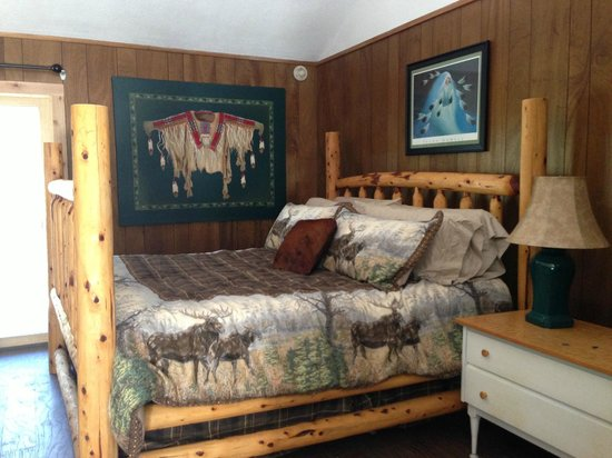 The North Face Lodge: Ute Trail room