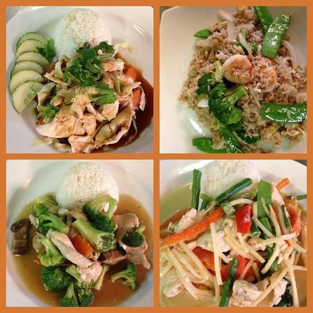 Thai Paradise: There are many dishes you will love
