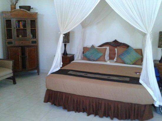 Villa Marlee : Bedroom