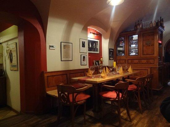 Boheme : typical austrian interior, makes you feel at home