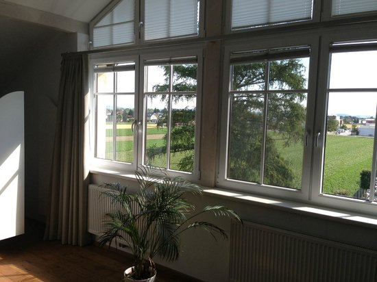 Hotel Gerl : vista de la habitacion