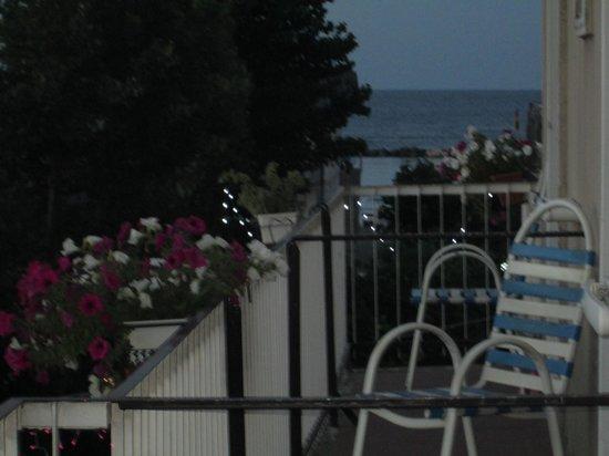 Hotel Buda : vista camera