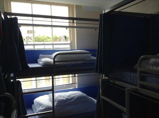 Smart Hyde Park View Hostel : letti camerata