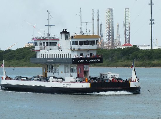 Scottish Inn: Ferry 4