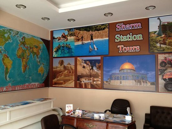 Sharm Station Tours Viaggi