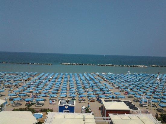 Hotel Diplomat Marine: vista dalla camera
