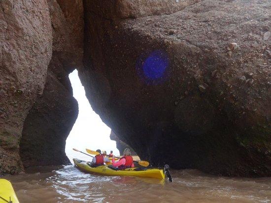 Baymount Outdoor Adventures: Yep, we can make it