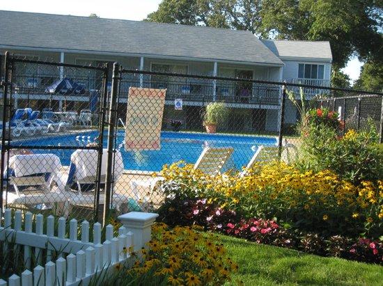 Blue Rock Resort : pool rooms