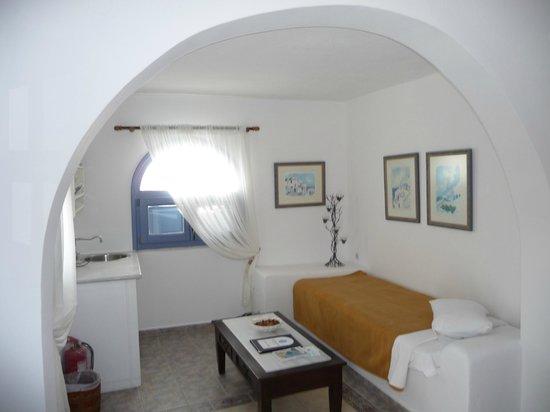 Kamares Apartments: Comfortable