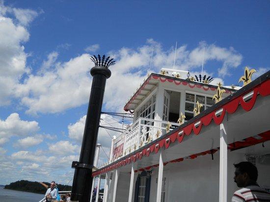 Spirit of Peoria - Day Tours : Spirit of Peoria Boat, Peoria, IL