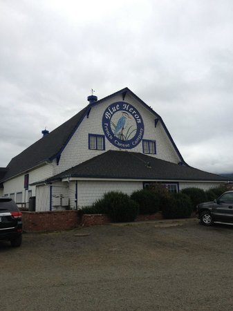 Blue Heron Cheese & Wine Company : Exterior view