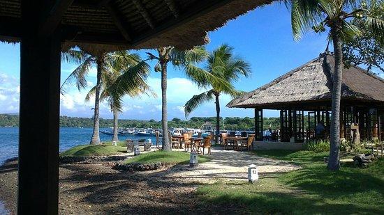 Mimpi Resort Menjangan: le restau