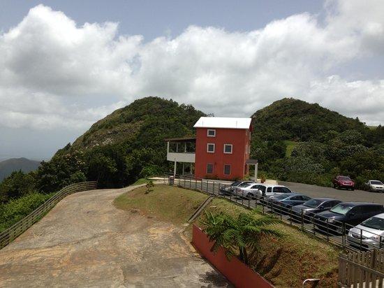 Restaurante Asador Isla Bonita: The next door house v